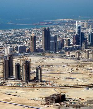Horry County and Dubai