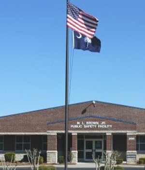 Horry County Police Changing at Top (Updated 2/10)