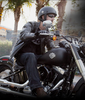 bb softail slim2 Observations on the Bike Rally Vote