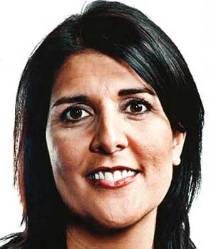 Nikki Haley And The Dropped Ethics Charges