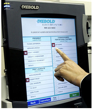 Voting Machine Candidates Certified, Ballot Problems Continue