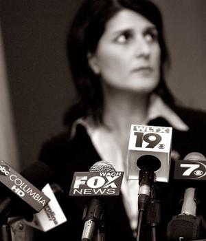 Nikki Haley and Lost Trust II