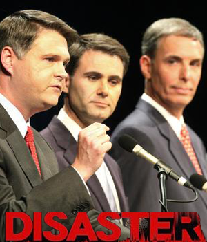 MB Republican Debate Disaster