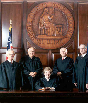 S.C. Supremes Deny Election Commission