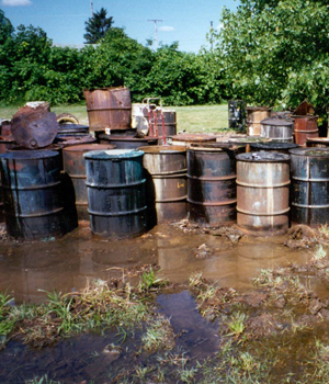 13 Million Will Buy You A Toxic Waste Site