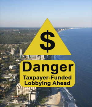 SWA Dumps Taxpayer Dollars On Lobbyists