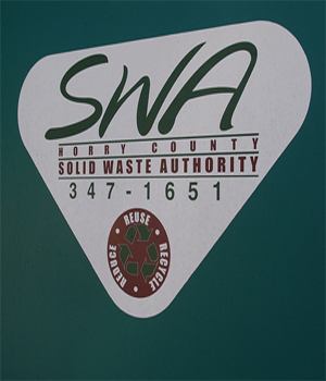 Complaint Filed Against Horry County SWA Director