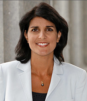 Nikki Haley's Foreign Vacations