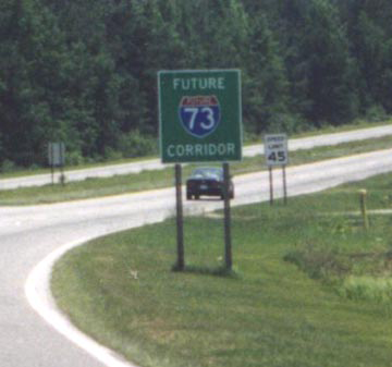 No TIGER Grant for Interstate 73