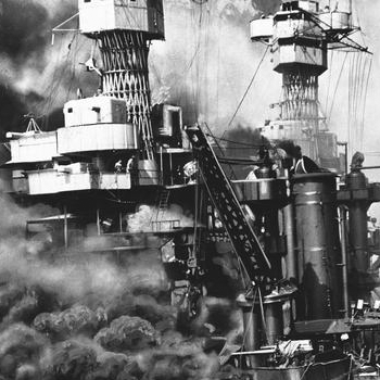 Pearl Harbor Day Then and Now