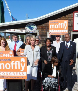 Elizabeth Moffly Declares for SC 1st  District