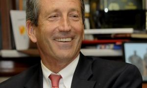 The Mark Sanford Comeback