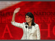 Nikki Haley's October Surprise