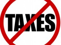 Stop the Horry County Council Tax Increase