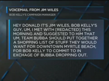 Bob Kelly Campaign Offers Bubba Owens Bribe to Quit