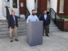Press Conference Touts Johnny Gardner Candidacy