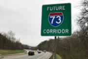 Money for I-77, Where is Money for I-73?