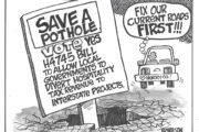 State Legislation Would Not Solve Lawsuit or I-73 Funding