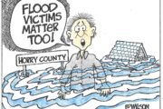 Developers Win Primary Elections While Flooding Continues
